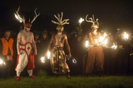 Beltane: Happy Naked Pagan Day